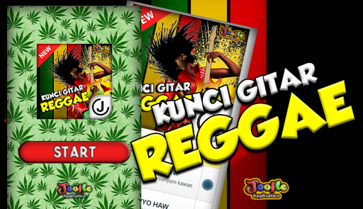 Kunci Gitar Reggae LENGKAP
