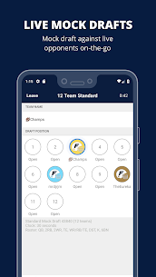 Fantasy Football Draft Wizard 3.3.4 Mod Android Updated 2