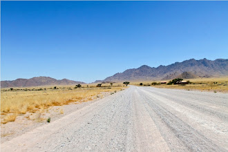 Photo: Verso il Namib