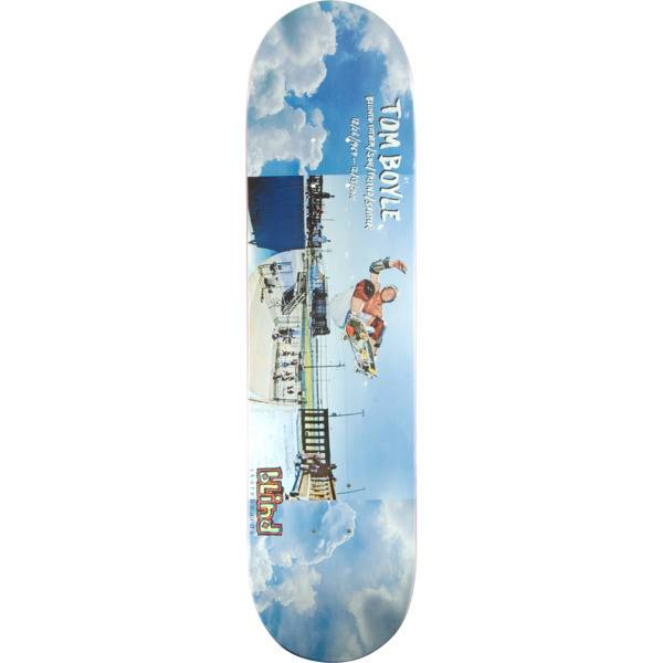 Skateboard complete Tom Boyle