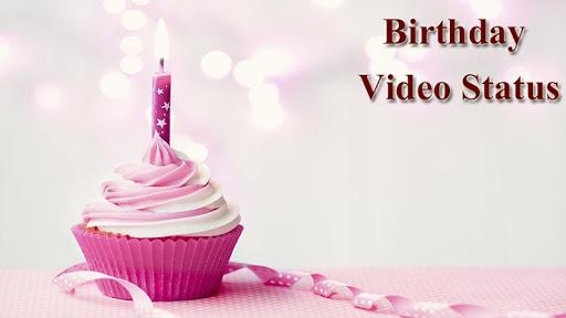 Birthday Video Status  screenshots 1