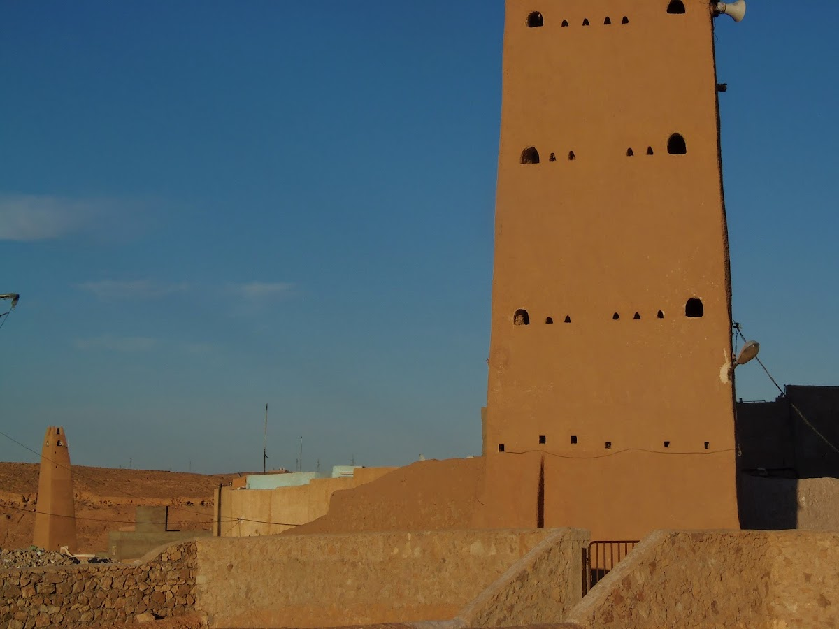 Boulila Watching Tower, Beni Isguen, Ghardaïa