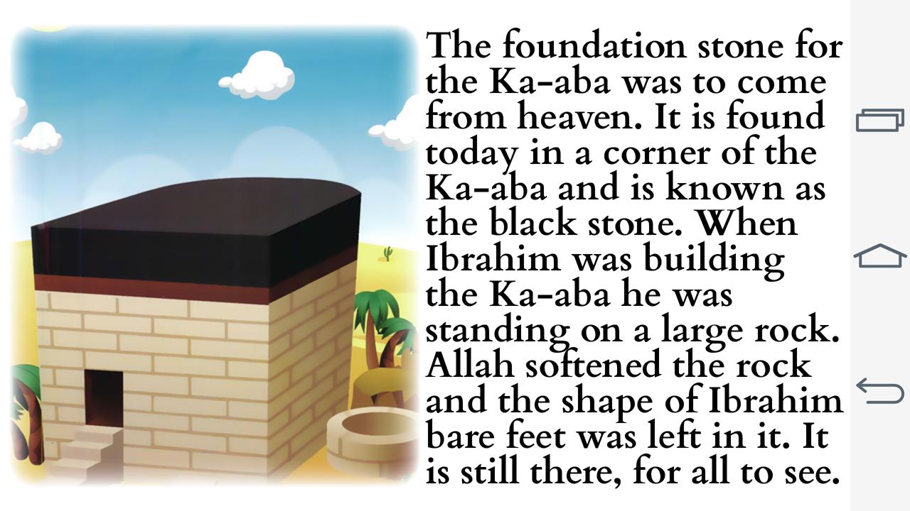 Prophets' Stories for Kids- screenshot
