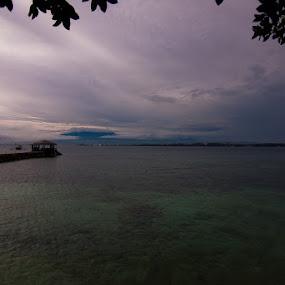 Samal by Marlon Diwata - Landscapes Waterscapes