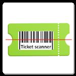 LoMag Ticket scanner - Control tickets - Guestlist Icon