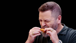 Nick Offerman Gets the Job Done While Eating Spicy Wings thumbnail
