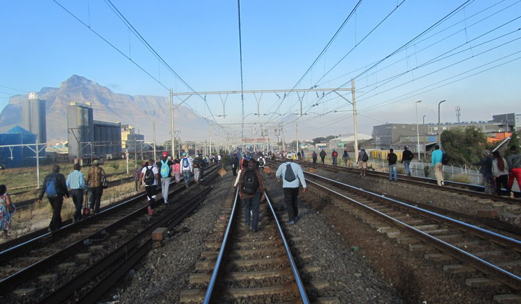 City of Cape Town's Brett Herron confirmed that railway cops would be deployed by September