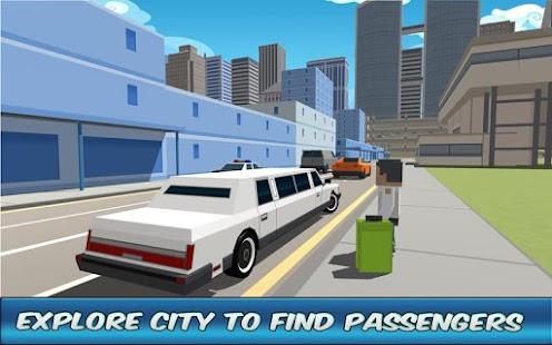 Limo Car Driving Simulator screenshot