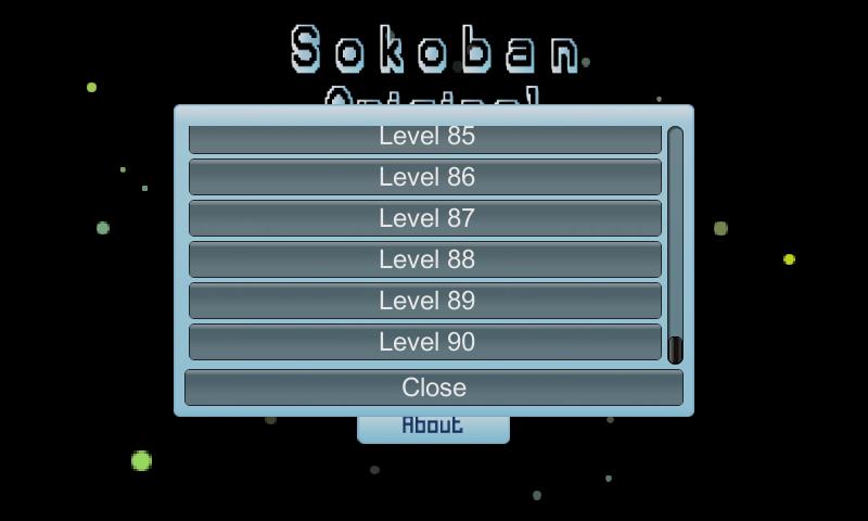 Скриншот Sokoban Original