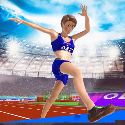 Sprint Athletics Champion – Olympics Race