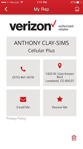 Cellular Plus 5.0.17 screenshots 2