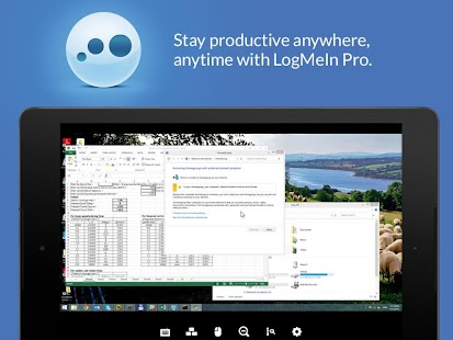 LogMeIn- screenshot thumbnail