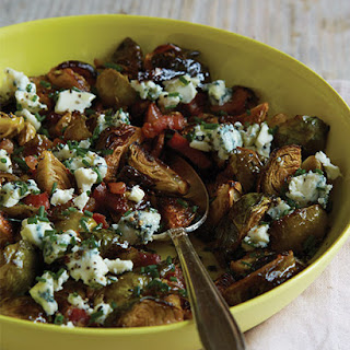Brussel Sprouts Blue Cheese Recipes