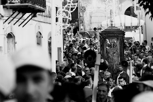 la processione di Dario Pace