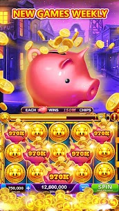 Cash Fever Slots™-Vegas Casino 4