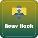 News Hack icon