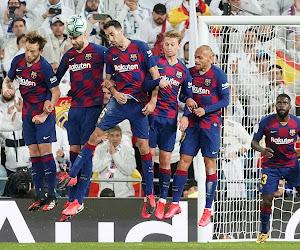 Un joueur du FC Barcelone testé positif au covid-19 !