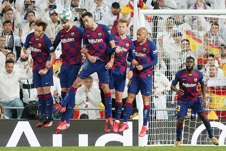 Le cauchemar continue pour Barcelone qui perd un titulaire