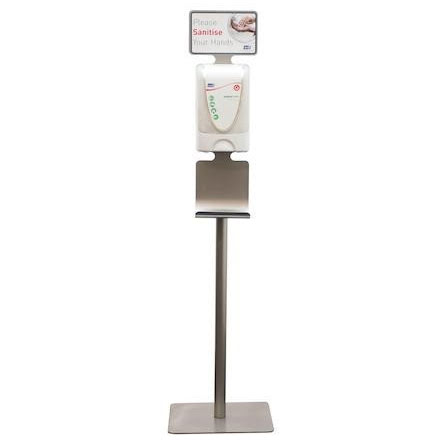Dispenser Golvstativ