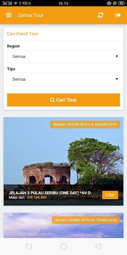 Zahira Tour & Travel screenshot 6