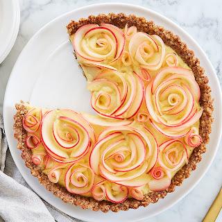 Gluten-Free Apple Rose Tart.