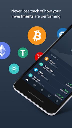 Delta - Bitcoin & Cryptocurrency Portfolio Tracker 2.1.1 app download 1