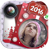 New year 2017 & xmas  frames