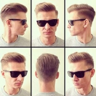 Gaya Rambut Pria Trendy Android Apps On Google Play - Hairstyle barbershop indonesia
