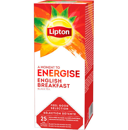 Te Lipton EnglishBreakfast 25/