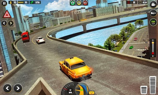 HQ Taxi Driving 3D 1.5 Mod APK Updated Android 2
