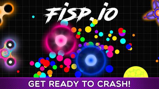 Fisp.io Spins Master of Fidget Spinner 2.8.1 screenshots 1
