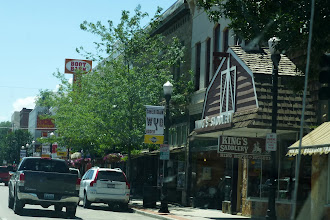 "Photo: A charming and very ""Old West"" kind of town."