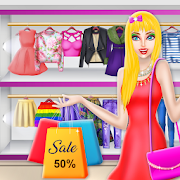 Game Shopping Mall For Rich Girls: Supermarket Cashier APK for Windows Phone