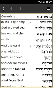 Tanach bible hebrewenglish apps on google play screenshot image reheart Gallery