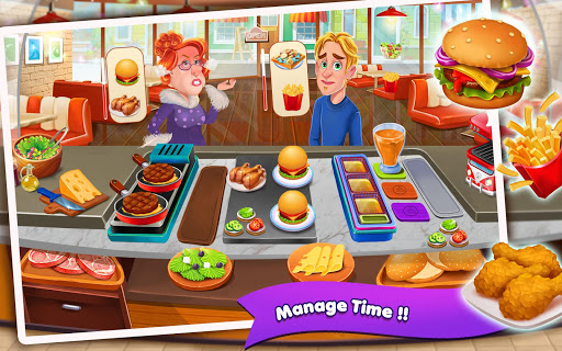 Tasty Kitchen Chef: Crazy Restaurant Cooking Games filehippodl screenshot 6