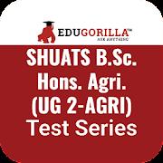 SHUATS B.Sc. Hons. (UG 2 -Agriculture): Mock Tests