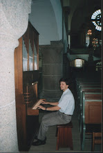 Photo: Vasa kyrkan, Gøteborg, august 2004