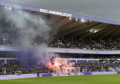 """Les supporters d'Anderlecht déclarent que tout est possible en playoffs 1: """"Partir de loin et terminer à la seconde place comme l'a déjà fait le Standard"""""""