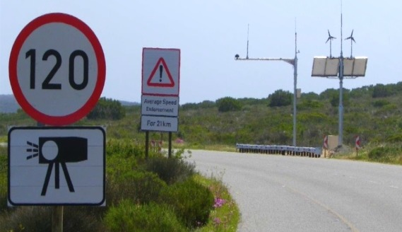 Now average-speed cameras can catch unlicensed Cape Town vehicles