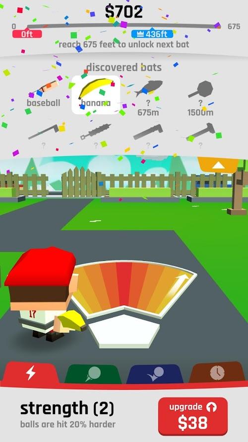 Screenshot 3 Baseball Boy! 1.8.4 APK MOD