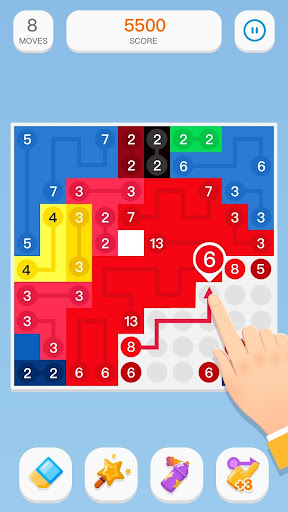 Draw Puzzle : Pixel Connect Dots modavailable screenshots 7