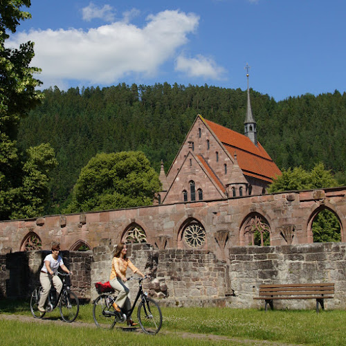 The Monastery Route by bike