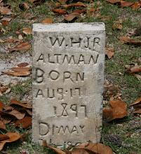 Photo: W.H. Altman Jr. / Family Unknown