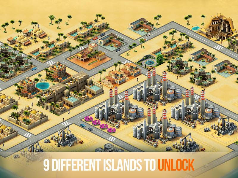 City Island 3 - Building Sim: Little to a Big Town Screenshot 7