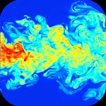 Fluid Flow Navier Stokes 1.0