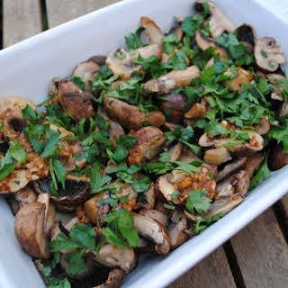Roasted Garlic Mushrooms Recipes.