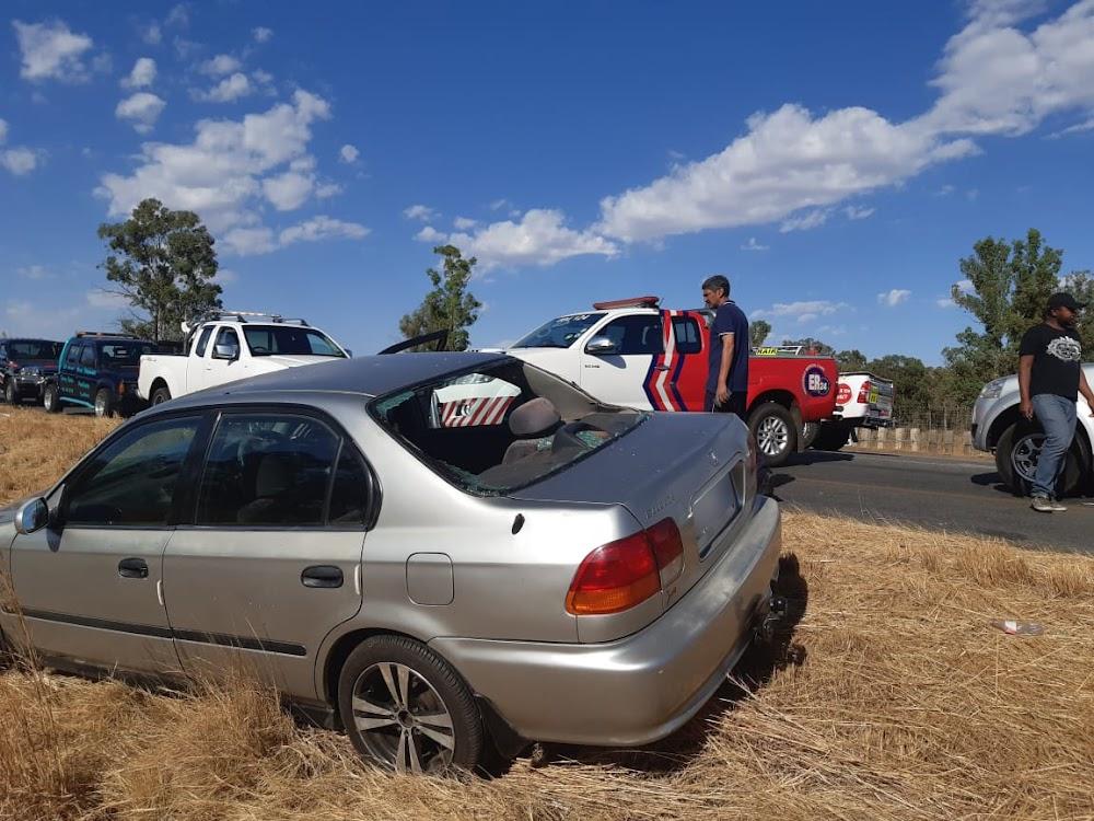 Horrific crash kills one, injures five on R59 near Vereeniging - SowetanLIVE