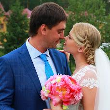 Wedding photographer Ekaterina Kharlamova (kharlamova). Photo of 25.05.2016