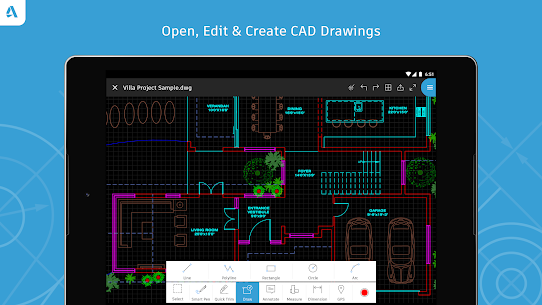 AutoCAD – DWG Viewer & Editor 7