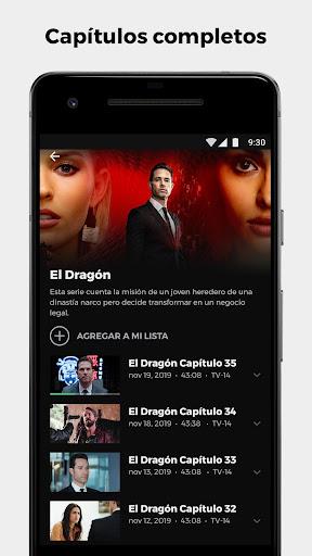 Univision App: Incluido con tu servicio de TV screenshot 2